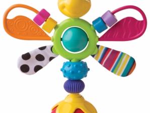 """Παιχνίδι Ανακάλυψης """"Freddie the Firefly High Chair Toy"""" Lamaze LC27243"""