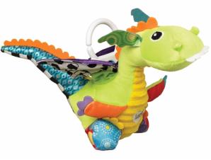"""Κρεμαστό Παιχνίδι """"P&G Flip Flap Dragon"""" Lamaze LC27565"""