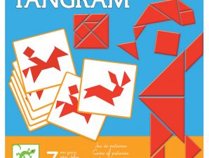 Djeco Τάνγκραμ με 125 κάρτες