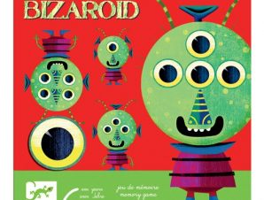 Djeco Games Game – Bizaroid