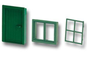 Teifoc Χτισίματος εξάρτημα πόρτα και παράθυρο
