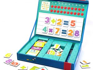 Svoora Μαγνητικό Σετ Παίζω με τους Αριθμούς και μαθαίνω τις Πράξεις