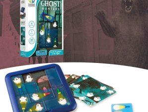 Smartgames επιτραπέζιο Κυνηγοί Φαντασμάτων