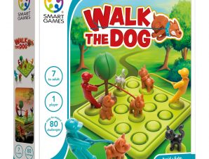 SmartGames Classic game Walk the Dog