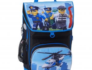 LEGO® BAGS MAXI: CITY POLICE CHOPPER