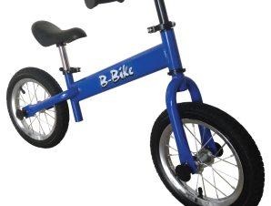 Παιδικό Ποδήλατο ισορροπίας με φουσκωτά λάστιχα Μπλε