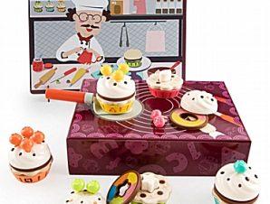 Σετ ζαχαροπλαστείο Fruit cake box Τop Bright