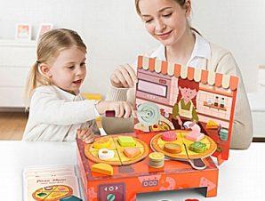Σετ Πιτσαρίας Pizza box Top Bright